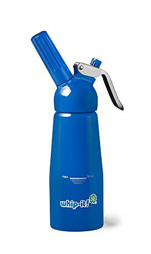 Whip-it! 1/4 L Pro Plus All Aluminum, Blue
