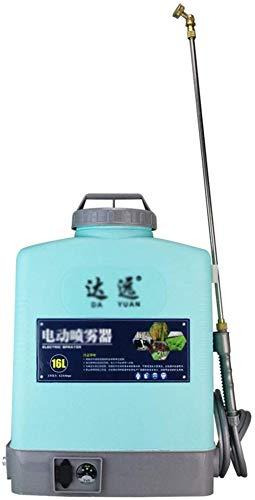 Pulverizador de presión Pulverizador de herbicida Bomba Mochila Pulverizador Pulverizador de Niebla...
