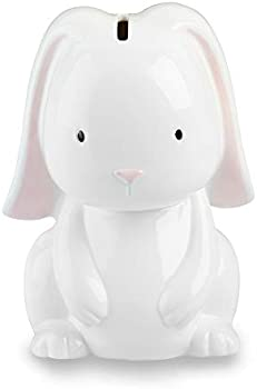 Baby Aspen Bunny Porcelain Bank