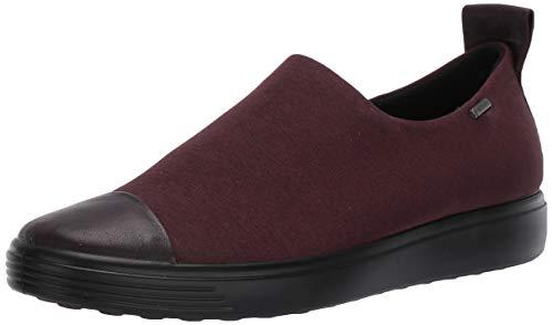 ECCO Soft 7 W, Zapatillas sin Cordones Mujer, Morado (Fig/Fig/Black 51542), 42 EU