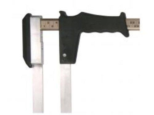 Messkluppe Waldmeister, 80cm, ungeeicht, Teilungsbild A = cm