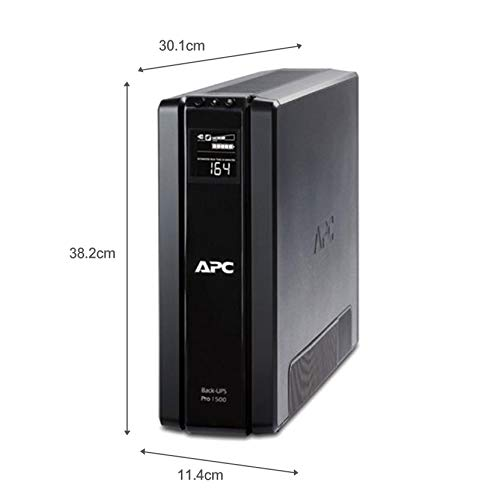 APC BR1500G-IN 1500VA High-Performance UPS for Computer and Electronic Devices
