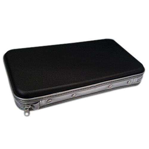 ADSRO 80 Disc CD DVD Portable Wallet Storage Organizer Holder Case Album Box BLACK