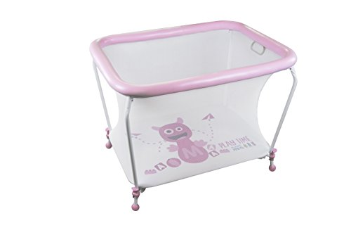 Plastimyr Plastimons - Parque rectangular, color rosa