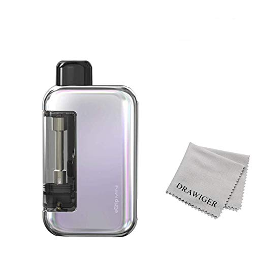 電子タバコ/Vape ベイプ ジョイテック イーグリップ ミニ ポッド 二つカートリッジJoyetech eGrip MINI Kits Dual Cartridges Version(1.2ohm and 0.5ohm)Aura Glow