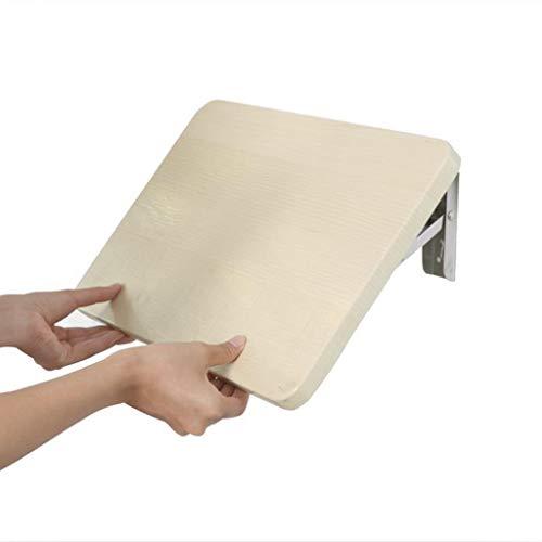 Folding table Wandbehang Tisch Klappbarer Esstisch Büro Computer Klapptisch, Student Klappschreibtisch Einfache Worttrennung Wandbehang Klappbrett