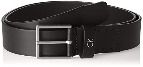 Calvin Klein Herren FORMAL BELT 3.5CM Gürtel, Schwarz (Black 001), 678 (Herstellergröße: 110)