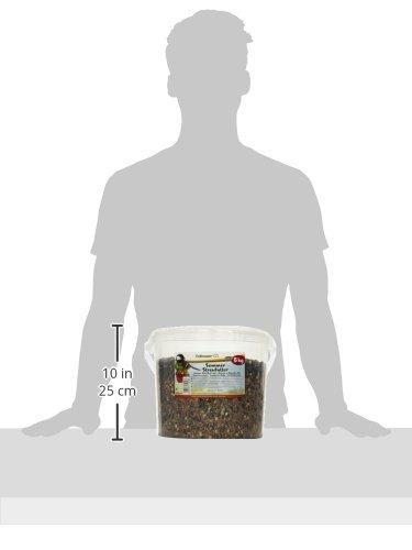 Erdtmanns Sommer-Streufutter im Eimer, 1er Pack (1 x 5 kg) - 4