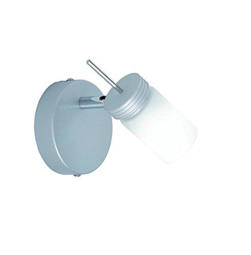 Fischer Leuchten FLI - LED Wandstrahler 1-flammig Chrom Glas 212771