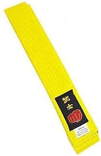 Cinturón de karate, artes marciales, taekwondo, judo, jiu-Jitsu, shotokan, en todos los colores