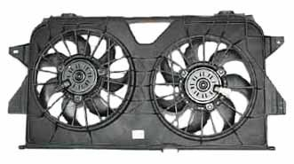 Radiator Condenser Cooling Fan - 9