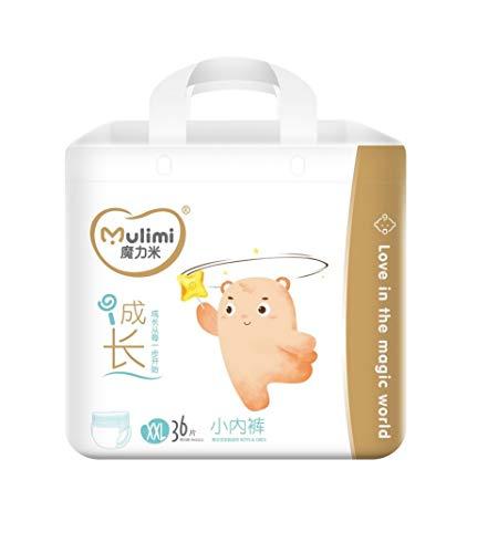 Diapers-panties Mulimi XXL 15+ kg. 36Pcs.