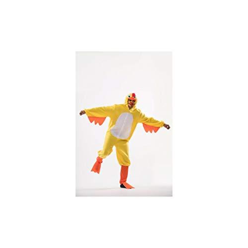 Otros Disfraz de Pollo para Adulto. Talla M/L