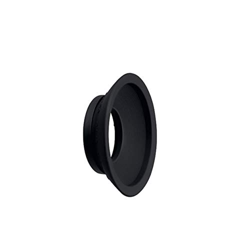 Augenmuschel DK-19 Okularmuschel Sucher kompatibel für Nikon F100, F801, F801s, DK 19