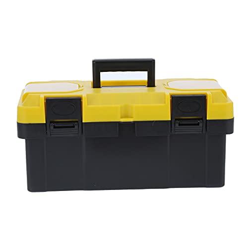 Caja de herramientas, kit de herramientas Caja de herramientas con mango antideslizante para uso profesional para la familia