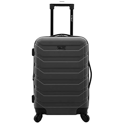 TPRC 20 Inch Carry-On, Black