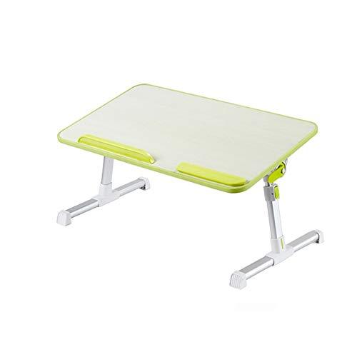 Huoqiin De inklapbare bijzettafel voor kinderbedden kan omhoog en omlaag geklapt zijn, Dormitorio voor studenten, met tafel voor laptop Pigro.