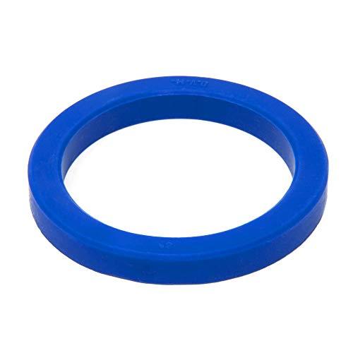 Blue Silicone Group Gasket For E61 / Gaggia Coffee Machines Grouphead/Portafilter - 8.5mm