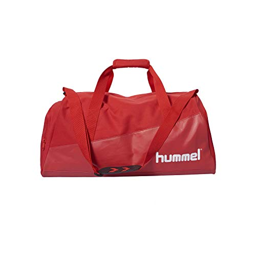 hummel Sporttasche Authentic Charge Sports Bag 205122 True Red M