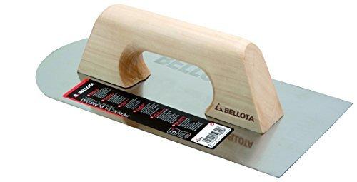 Bellota - Pala de yeso (300 x 150 mm, mango de madera)