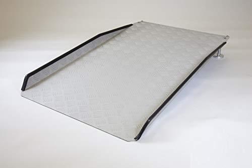 Drempelhulp Aluminium verstelbaar - 180 cm