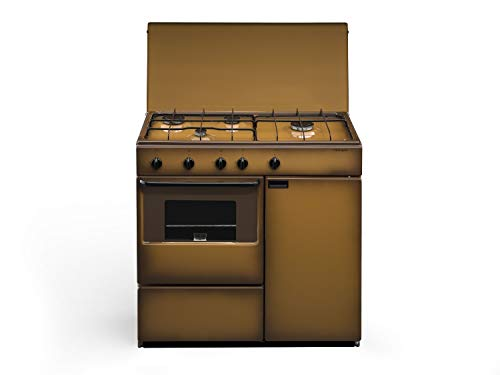 Bompani BI961YA/L cucina Piano cottura Oro Gas A