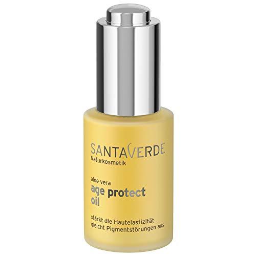 SantaVerde: Aloe Vera Age Protect Aceite (30 ml)