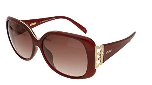 Fendi Damen/Herren Sonnenbrille & GRATIS Fall FS 5337 R 532