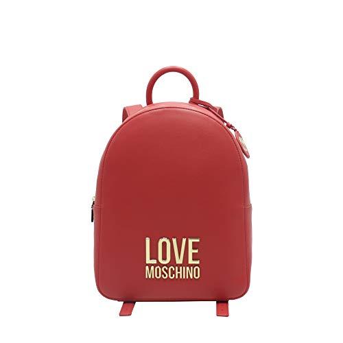 Love Moschino SS21, Damen-Rucksack, mehrfarbig, mittelgroß