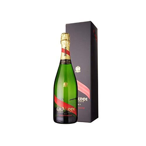 Champagne Mumm - Cordon Rouge - Nel caso in cui 75cl