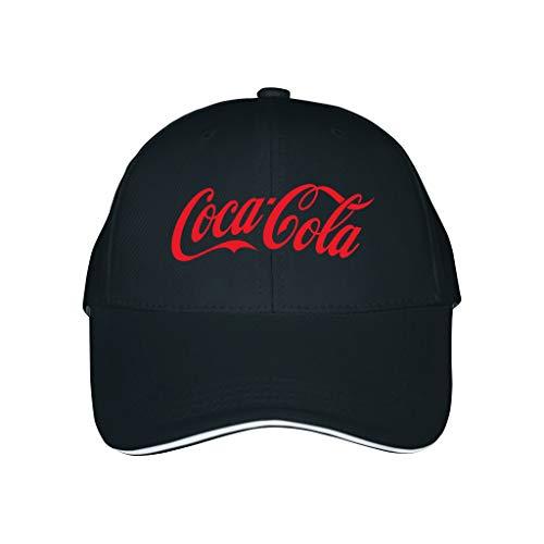 Mens Womens Golf Dad-Cocacola-Baseball Cap Originals Hat Sport Adjustable Navy
