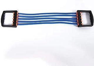 Zipper rope chest lift exercises blue Fitness World