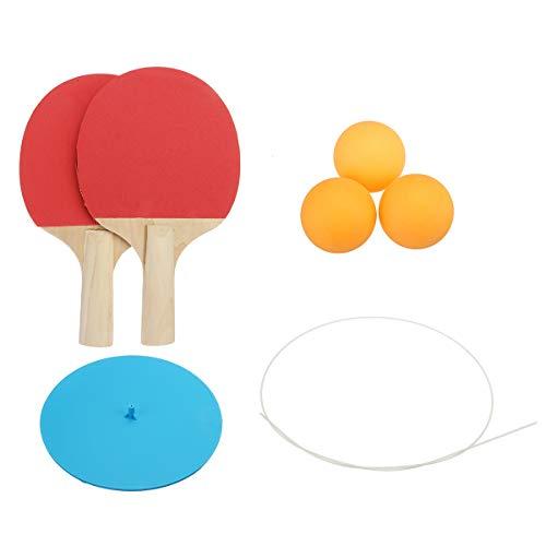KINGDUO Elastic Soft Shaft Table Tennis Pingpong Trainer PingPong Training Kit Entrenamiento Deportivo Herramientas