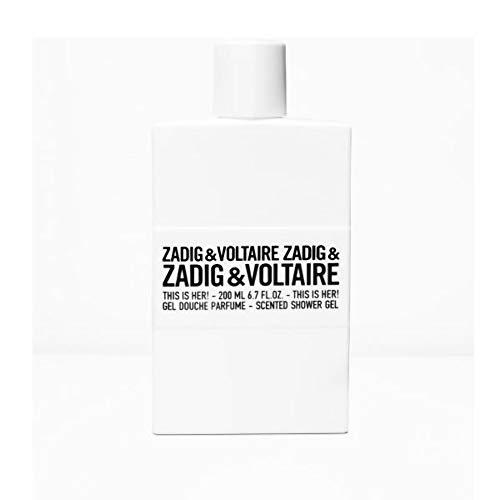 Zadig & Voltaire This Her! Douchegel, 200 ml.