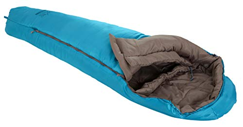 Grand Canyon Fairbanks 150 Kids Deckenschlafsack - Premium Schlafsack für Outdoor Camping - für Kinder - Caneel Bay