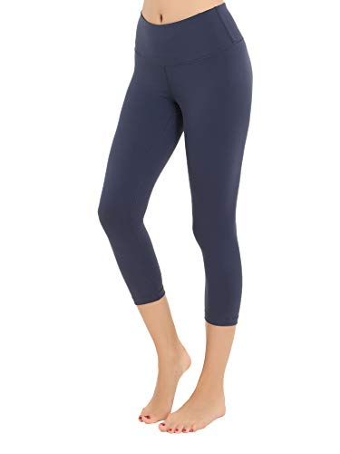 None See Through Womens Cropped Athletic Running Compression Exercise Leggings/Pants(Old Navy,Small)