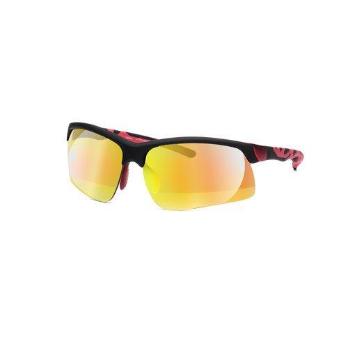 Lennox Eyewear Sports Rivka 7716 schwarz/rot