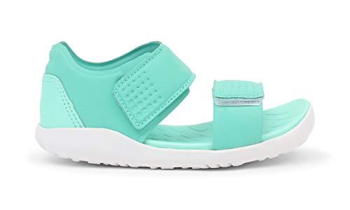 Bobux I-Walk Scuba Open Sandal_Caminantes - Sandalias de Playa de bebés Bobux con Dos Cierres Velcro