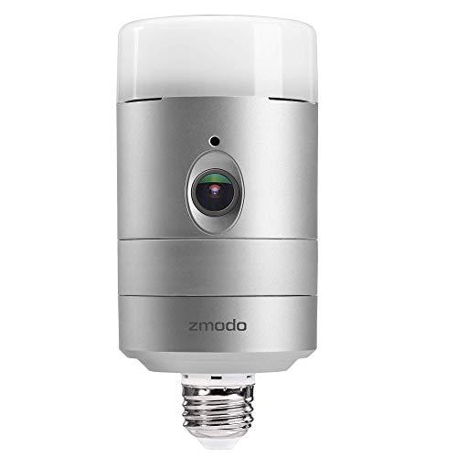 Zmodo Torch 360 Smart Home Door Light Cámara de Seguridad HD inalámbrica