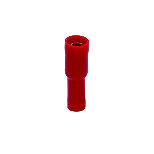 Carpoint 1623806 Cosses de Câbles 548 Rouge 10Pièces