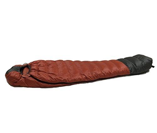 寝袋 シュラフ タケモ(Takemo) スリーピングバッグ 5 ストリージバッグ付 [最低使用温度 -6度]