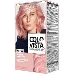 L'Oréal Colovista Haarfarbe Rosegold