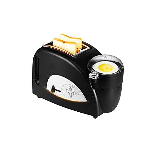RUGF Tostadora Tostadora Casera Máquina De Desayuno Tostadora De Huevos Al Vapor Multifunción Operación Inteligente De Una Tecla
