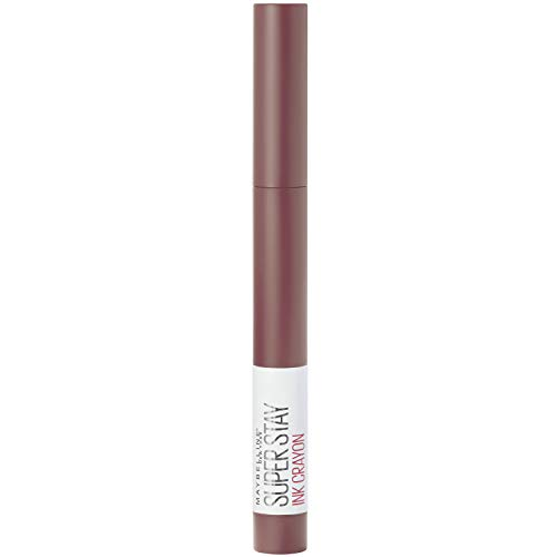Maybelline New York Lippenstift, Super Stay Ink Crayon, Matt und langanhaltend, Nr. 20 Enjoy The View, 1,5 g