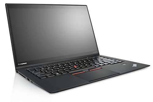 Lenovo ThinkPad Carbon X1 Gen 3 14 zoll FullHD 1980x1080 ( i7 - 5600U , 8GB , 256 SSD GB ) Win 10 Pro (Generalüberholt)