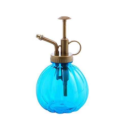 WBFN 1 stuks 350ml Plant Flower Watering Pot Spray Bottle Garden Mister Spuitbus kappers Planting waterkoker for Garden Flower Plant (Color : Blue)