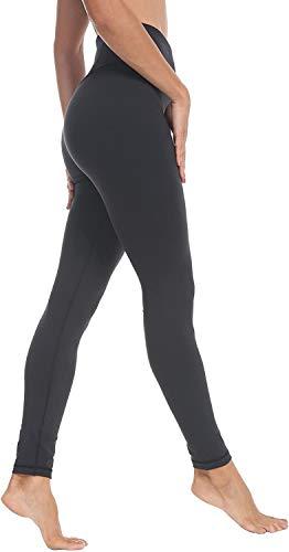 BOTU-TECH - Pantalones de yoga para mujer, con cintura alta