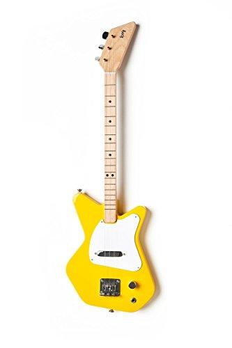 Guitarra eléctrica Loog Pro amarilla