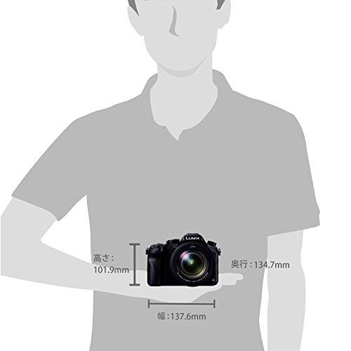 パナソニックデジタルカメラルミックスFZH12010万画素光学20倍ブラックDMC-FZH1