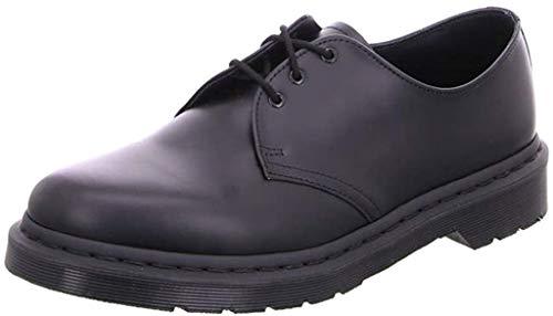 Dr. Martens 1461 Shoe,Black Smooth,10 UK/11 M US